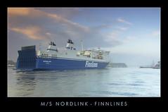 M/S Nordlink - Finnlines