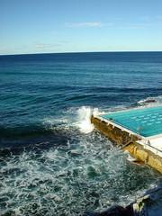 bondi ocean pool (mark thebridge) Tags: ocean pool bondi australia newsouthwales bondibeach bondiicebergs oceanpool