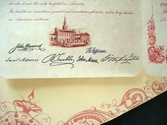"""details - Minerva Medica """"Colonial"""" Invitation (Elisa Chavarri) Tags: design invitation card elisa invitations chavarri minervamedica"""