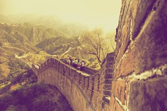 Badaling Great Wall (ShanLuPhoto) Tags: china travel beijing tourist greatwall   badaling   yanqing