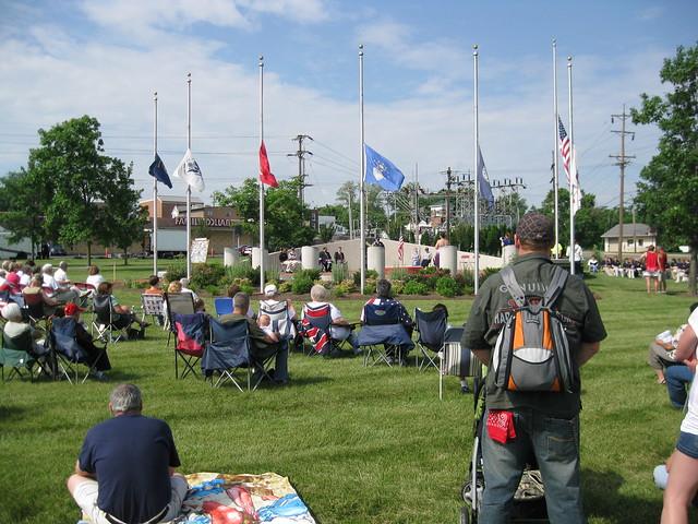 Monroe Memorial May 31