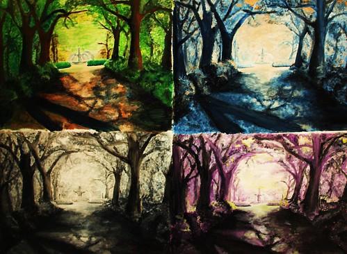 Spring Quarter 2010 Color Theory