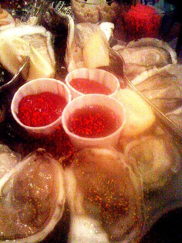 gcs oyster bar