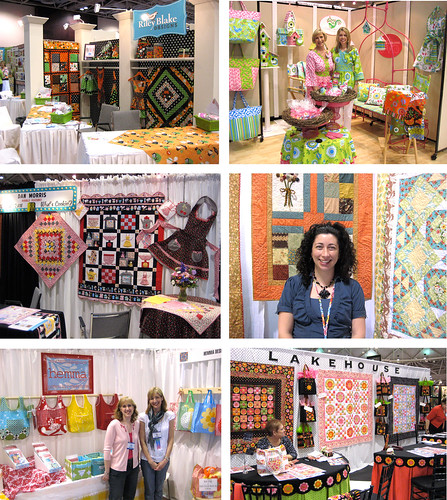 Spring Quilt Market 2010 Minneapolis, MN