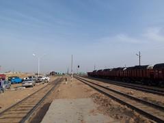 Railway to Ulaanbaatar