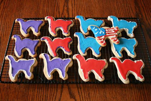 A.J.'s cookies.