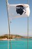 DSC_0144 (Le Jhe) Tags: voyage sardegna blue corse turquoise flag bleu bateau drapeau sardaigne méditerranée budelli lamadalena interlune passodimorto passedelhommemort corscican