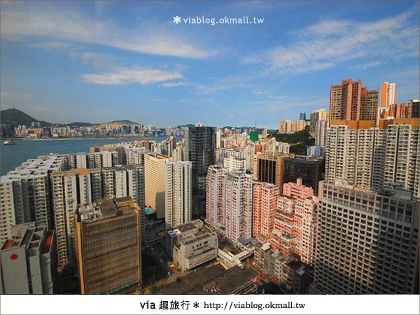 【香港自由行住宿】海景五星級酒店~港島海逸君綽酒店19