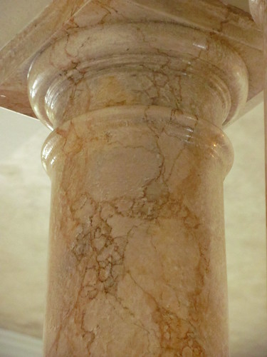 Faux Finished Marble columns Naples Fl .jpg