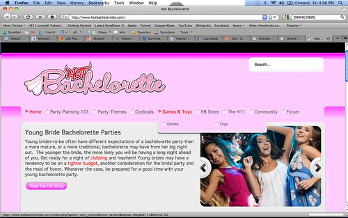 Hot Bachelorette Screen shot