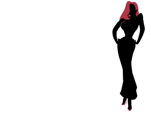 jessica rabbit wallpaper. A Jessica Rabbit wallpaper.