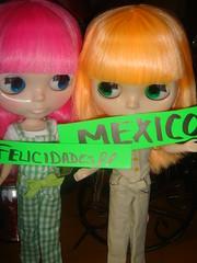 Felicidades Mexico