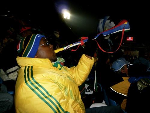 Vuvuzela | Portland Timbers