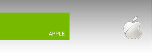 apple nvidia