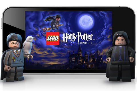 LEGO Harry Potter Years 1-4 for iPhone, iPad, iPod touch