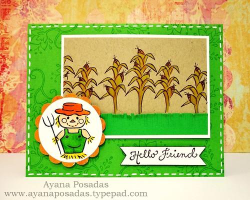 Scarecrow Card (1)