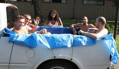 Porta-pool (IngallsIdyllGirl) Tags: pool oregon pickup fave collegestudents uofo universityoforegon abigfave