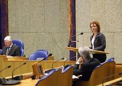 Renske Leijten (SP Foto's) Tags: sp debat tweedekamer socialistischepartij renskeleijten debatten