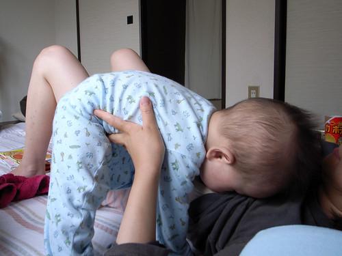 Comment gurir les mamelons naturellement fissurs pendant