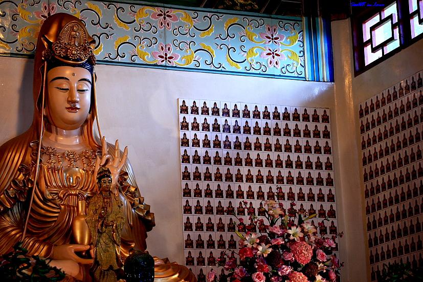 Kuan Yin @ Thean Hou Temple, KL ,Malaysia