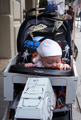 diy at at baby stroller the official star wars blog