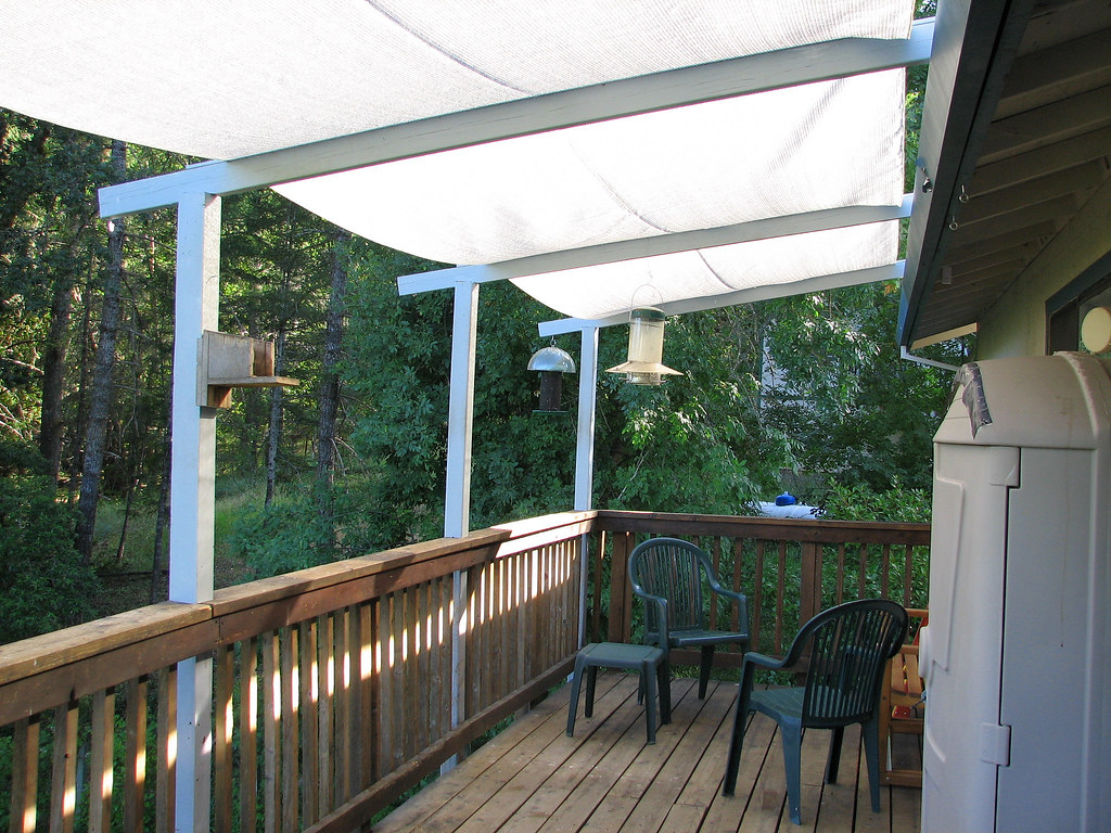 how to make shade cloth blinds