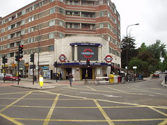 Picture of Clapham South Station