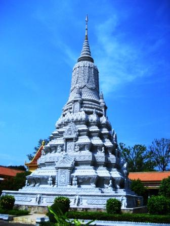 Palace Stupa