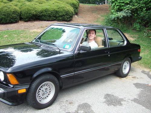 My 1978 BMW 320