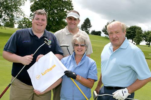 Travel Weekly Golf Masters Tournament, Staverton Park Golf Club, Daventry