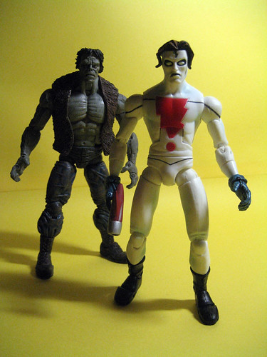 Frankenstein and Madman