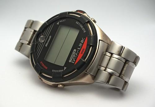 Timex Datalink Watch