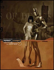 ashley wood - popbot