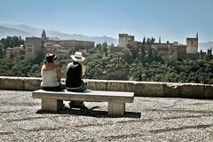 Mirador de San Nicols (Jose Tllez) Tags: tourism andalucia nicolas alhambra granada viatge turismo mirador