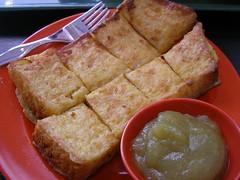 Breakfast @ Ya Kun Kaya Toast (, ) (jetalone) Tags: breakfast tokyo toyosu yakunkayatoast lalaporttoyosu