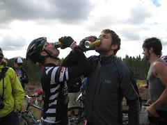 Cheers - finishing SSWC