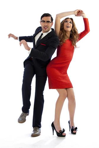 Dan & Jessi dance