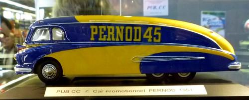 Pub promozionale Pernod