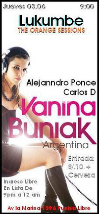 Vanina Buniak - Lukumbe Lounge