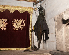 Dragon corner - where all bad dragons end up!!!