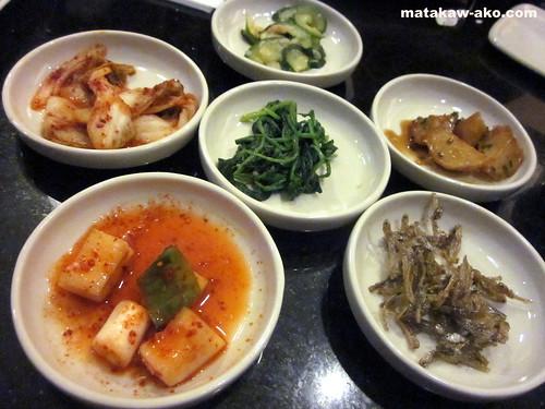 Kogi Bulgogo Complimentary Appetizers of 6-7