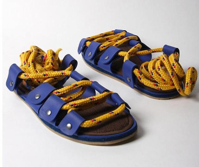 03 Bernhard Willhelm x Camper sandals