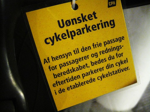 Airport Bicycle Parking (2)