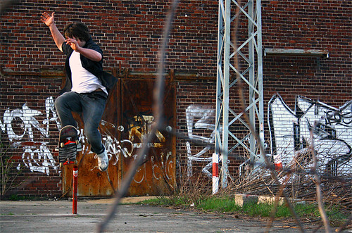 Maik - No Comply Polejam