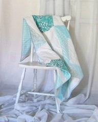 Aqua HST's (PioneerValleyGirl) Tags: blue light sky white color detail cute beach home modern square design cool colorful aqua quilt bright furniture handmade turquoise contemporary decorative pastel interior sewing massachusetts cottage creative craft sew monochromatic fresh diamond lap crisp textile homemade fabric cotton decorating blanket quilting quilted etsy crafty patch patchwork simple decor throw crafting offcenter robinsegg pieced piecing lapquilt halfsquaretriangles bibliophile1 pioneervalleygirl