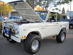 1969 Ford Bronco 302  'XGL 872' 1 (Jack Snell - Thanks for over 26 Million Views) Tags: ca old wallpaper classic ford wall vintage paper jack antique vacaville diner historic bronco oldtimer veteran mels snell cruiseins jacksnell