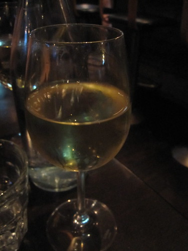 Chardonnay at Lucille's