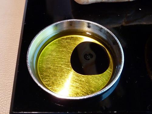 橄欖油加頂級黑醋