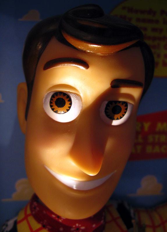 Possessed Woody