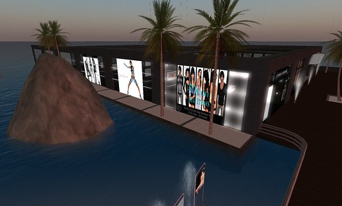 sleek retail in second life